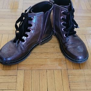 No Angel Girls Boots